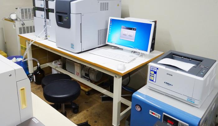 LC/MS高速アミノ酸分析システム