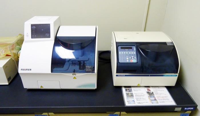 乾式臨床化学分析装置